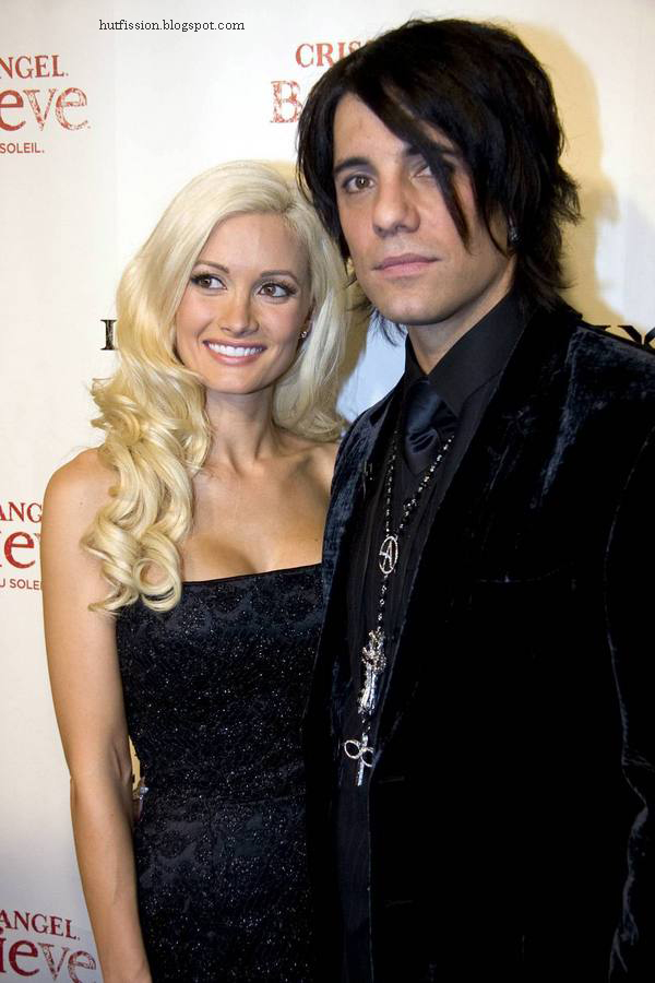 Criss Angel And Holly ...