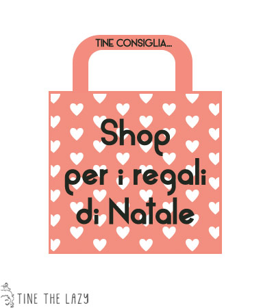 shop per i regali di Natale