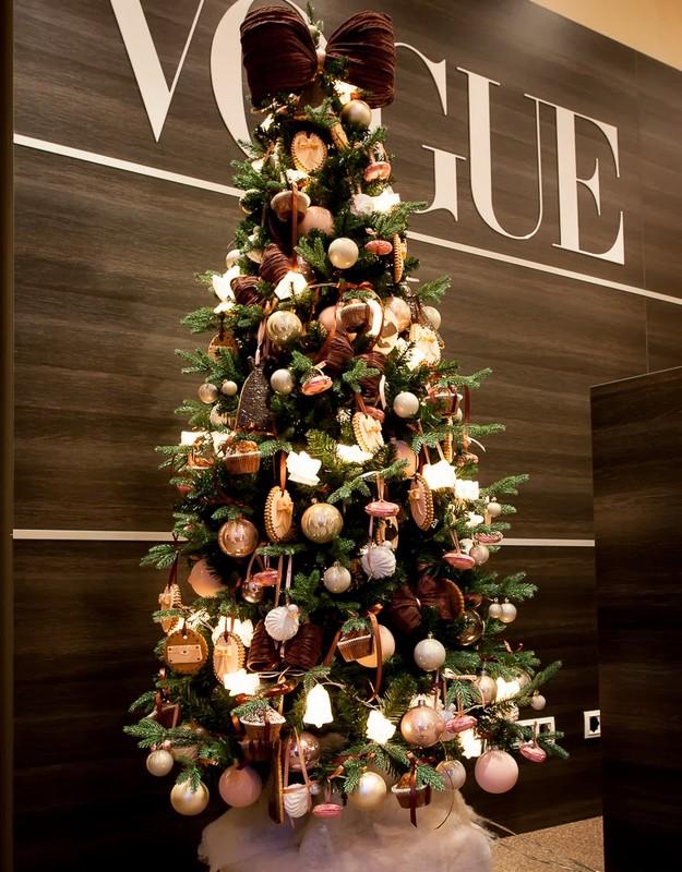 необычные новогодние елки фото