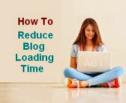 Increase Blog Loading Speed