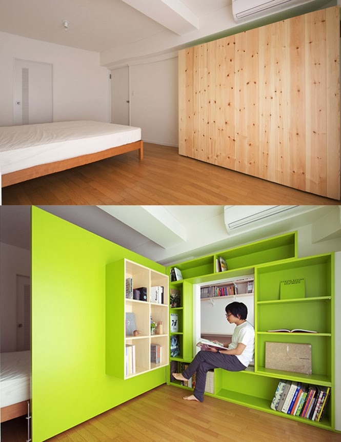 Separador de ambientes original para espacios peque os m dulos construye hogar Separador de espacios