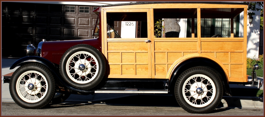 1929 Ford Model A Woody 1929 Ford Model A Woody | HD Walls | Find