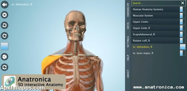 Anatomy 3D Pro - Anatronica v2.0.3