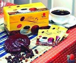 CAFE SALUDABLE CON GANODERMA LUCIDUM