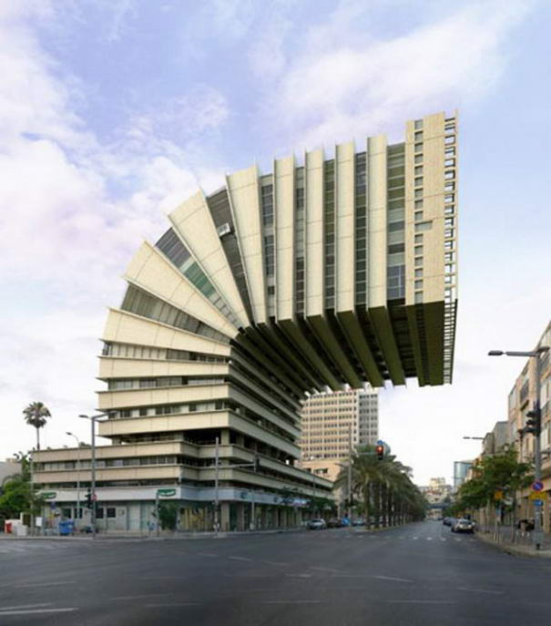 Bizarre Buildings Photographed By Victor Enrich