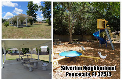 Silverton Neighborhood Park and Picnic Area, Pensacola, FL