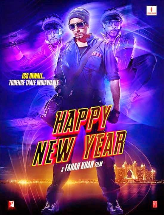 Abhishek Bachchan - Happy New Year HNY Movie First Look Stills Pic