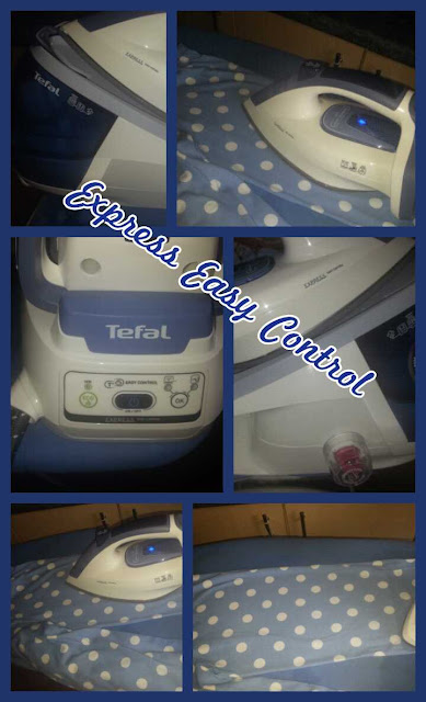 Tefal, Tefal Innovation Panel, Express Easy Control, Smart Technology steam generator iron