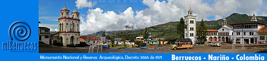Berruecos - Nariño - Colombia