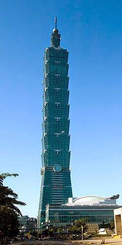 n.º 5 Arranha céus mais alto do mundo