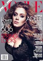 Adele na Vogue US