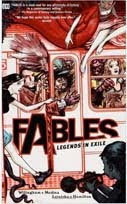 Fables Volume 1:  Legends in Exile by Bill Willingham et al.