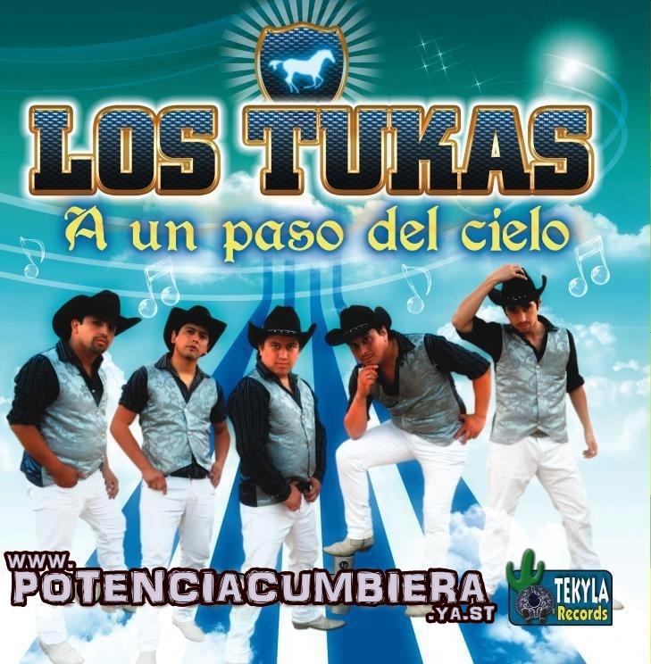 Etiquetas: Los Tukas - Un Paso al Cielo - CD 2012