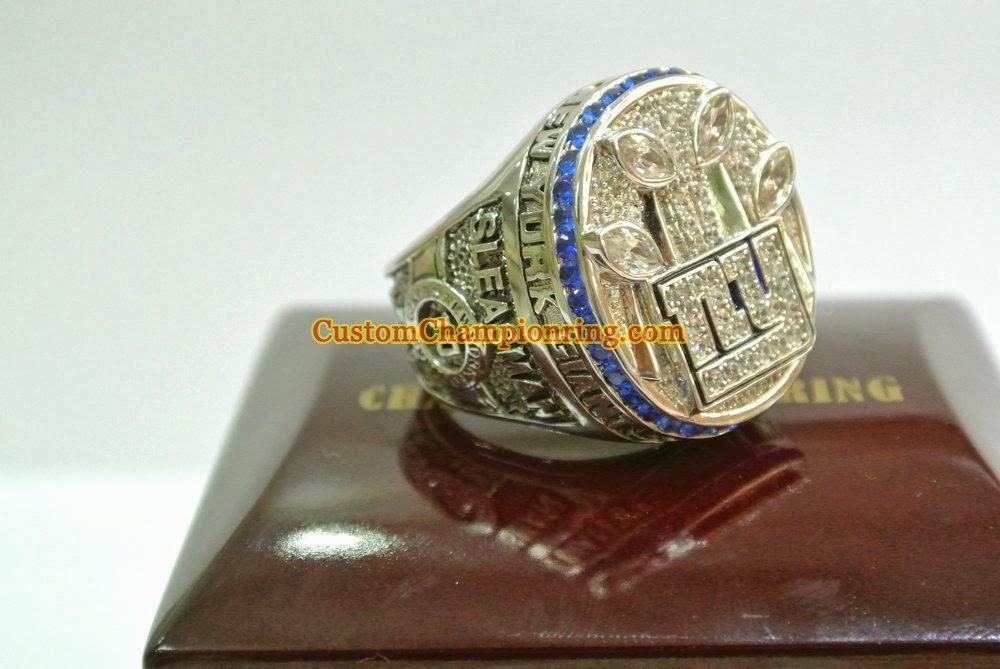 Buffalo Bills Super Bowl Rings