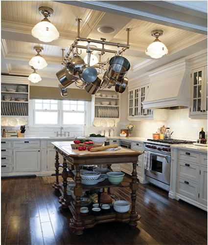 Kitchen Island Instead Of Table: The Zhush: Style Stalking: Philip Mitchell Design