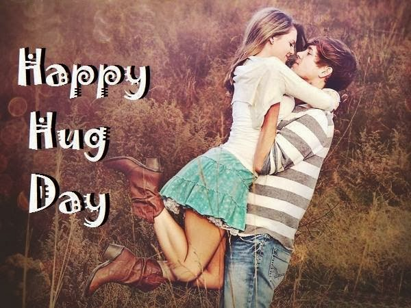 Happy hug day wallpapers 2014