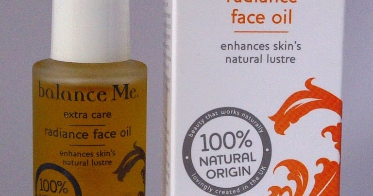 BeautySwot: Balance Me Radiance Face Oil - Review
