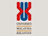 Jawatan Kerja Kosong Universiti Malaysia Kelantan (UMK) logo