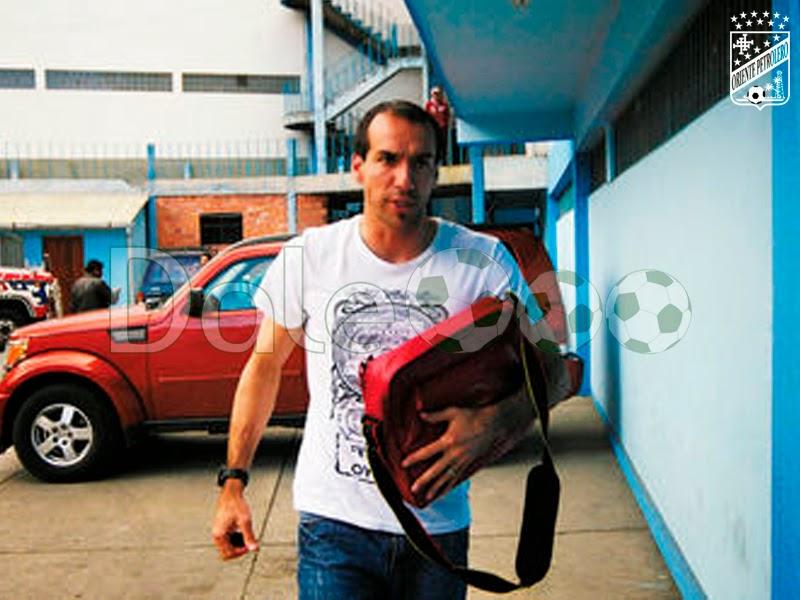 Oriente Petrolero - Marcos Argüello - DaleOoo.com página del Club Oriente Petrolero