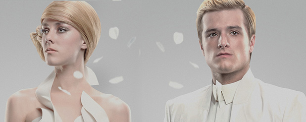 Capitol Couture Releases New Peeta And Johanna Images And Motion Posters
