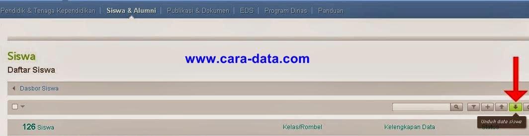 Download Data Siswa di Padamu Negeri