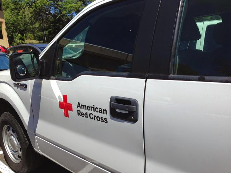 courtesy American Red Cross