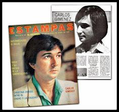 20 años sin el teatro de Carlos Giménez por Efraín Castillo