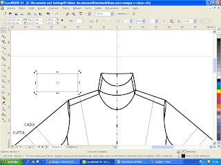 Tutorial Desenho Técnico de Moda no Corel Drawn