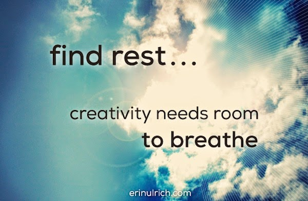 http://www.erinulrich.com/2013/01/find-rest-for-creativity/