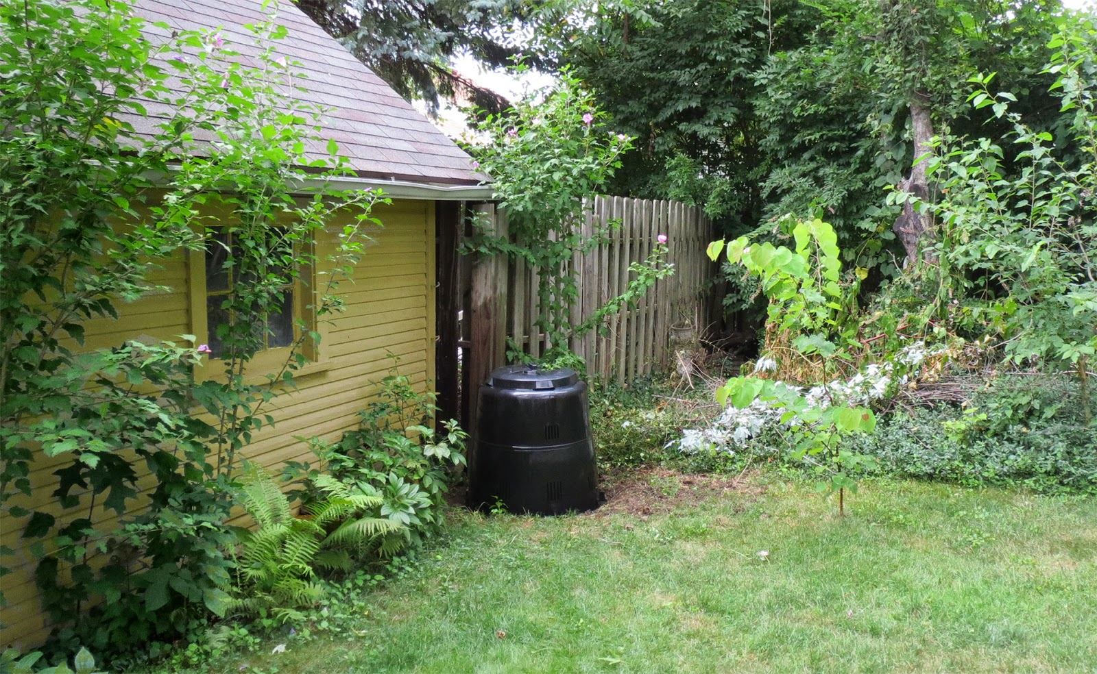 confessions of a composter location location location