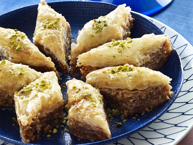 My Favorite Things: Greek Baklava