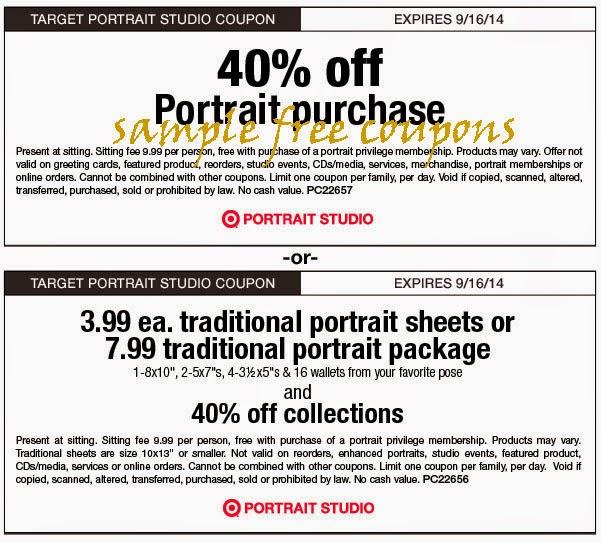 Coupons for target printable