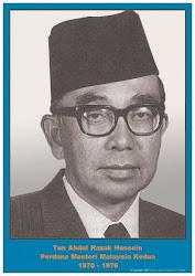 Perdana Menteri Malaysia Kedua