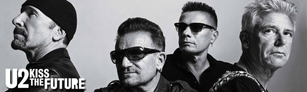 U2 Kiss The Future México