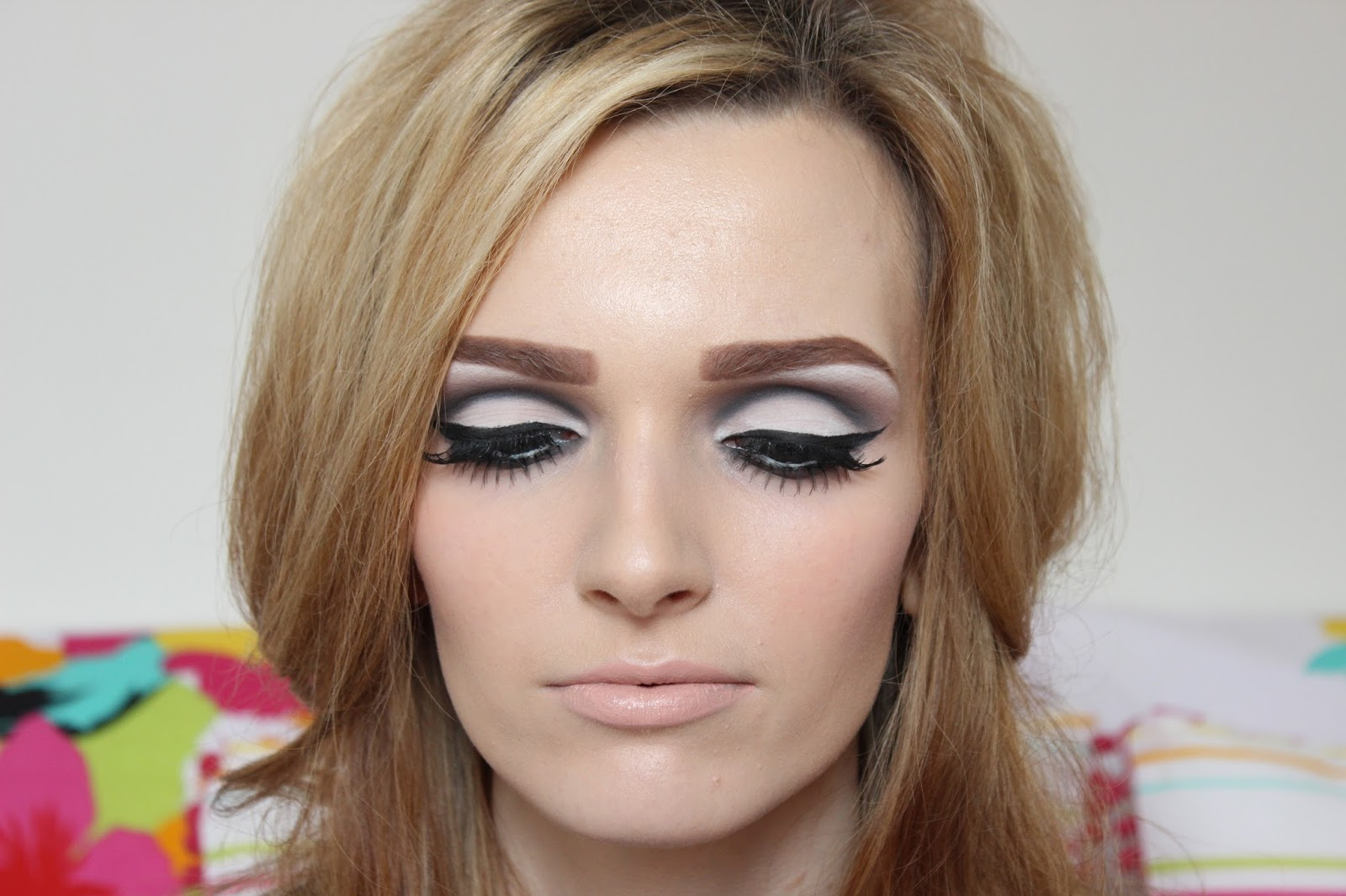 coleyyyful a beauty amp fashion blog modern 1960s makeup