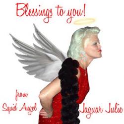 jaguarjulie squid angel on squidoo