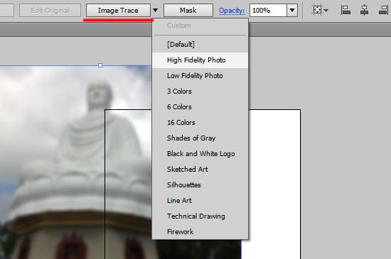 Как сделать невидимые края в фотошопе