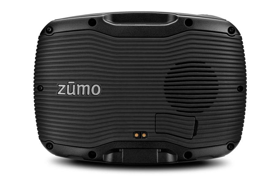 how to connect garmin zumo 660 to computer