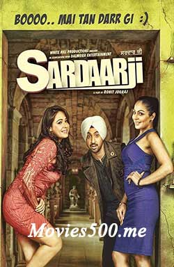 Sardaar Ji 2015 UNCUT Punjabi Movie HDRip 720p 1.4GB at softwaresonly.com
