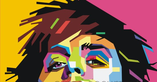 Karya WPAP Billie Joe | Menggambar Vektor