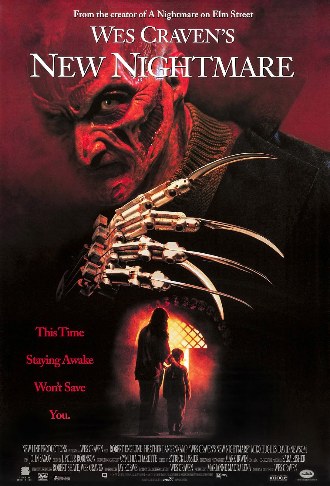 a review of the american horror film series nightmare on elm street by wes craven Directed by wes craven with heather langenkamp, johnny depp new nightmare a nightmare on elm street 4: the dream master the evil dead scream dive deep into everything about horror films, superhero movies and tv series, imdb picks, and more scary good superheroes.