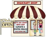 ClipArts Digital Craft Shop