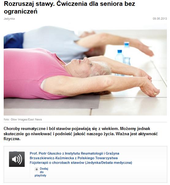 http://www.polskieradio.pl/7/2427/Artykul/862443,Rozruszaj-stawy-Cwiczenia-dla-seniora-bez-ograniczen