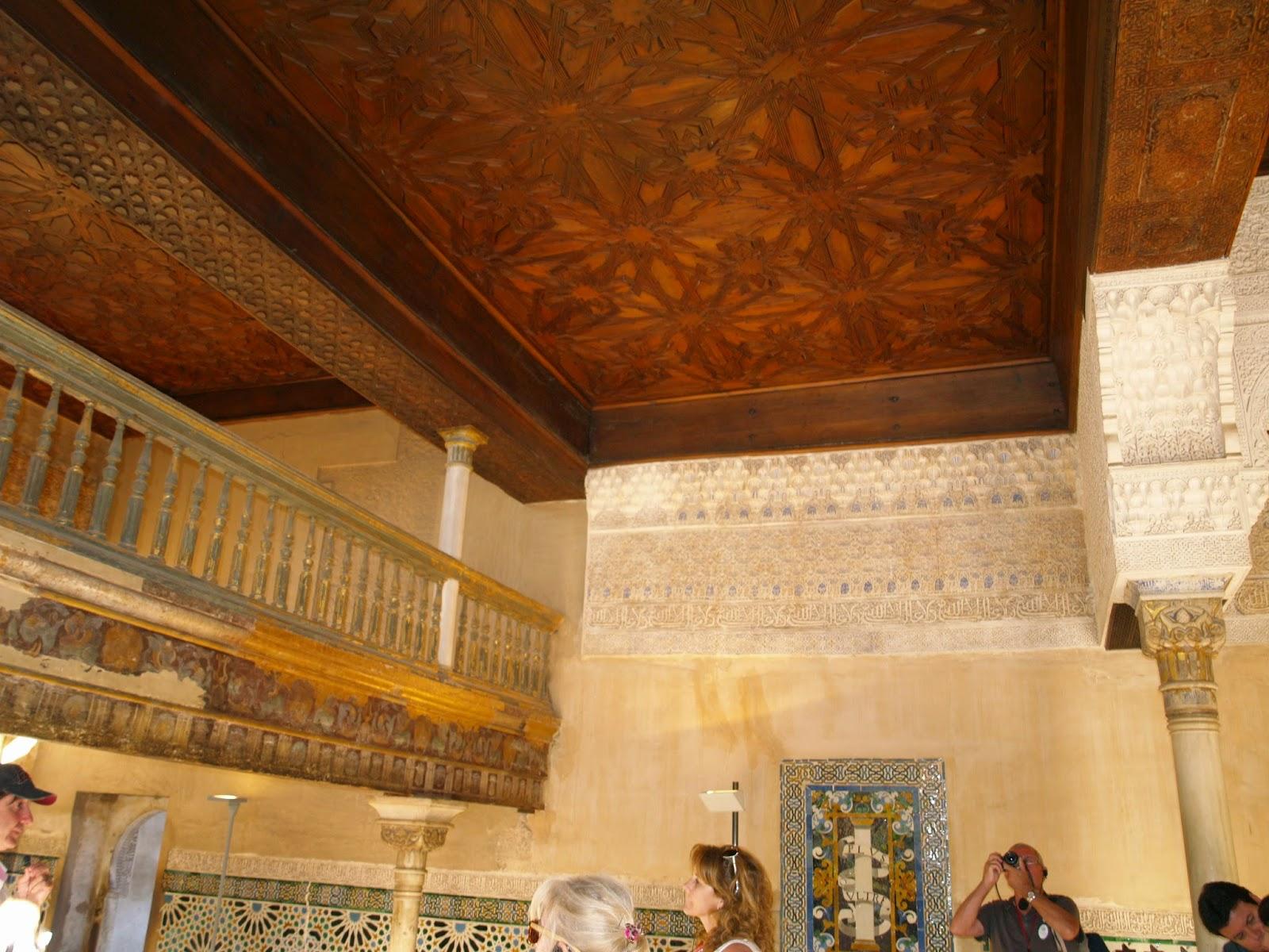 Las aventuras de rokoski la alhambra y la catedral de for Arquitectura islamica en espana