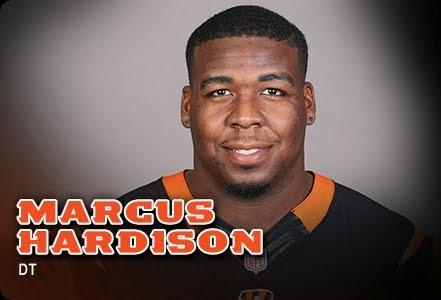 Marcus Hardison
