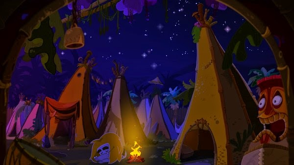 GameGokil.com : Fire [ Game Adventure 2D ]