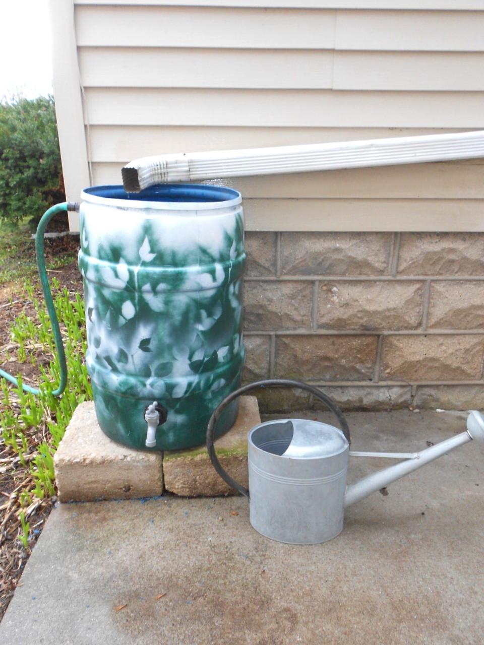 Как сделать воду на даче своими руками