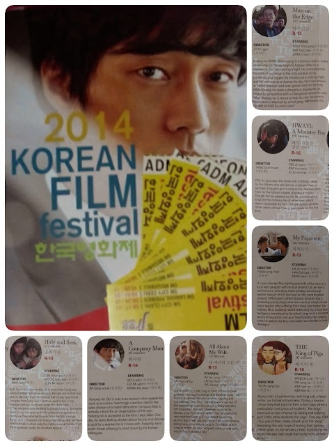 2014 Korean Film Festival @ Megamall (Oct 8 - 12, 2014)