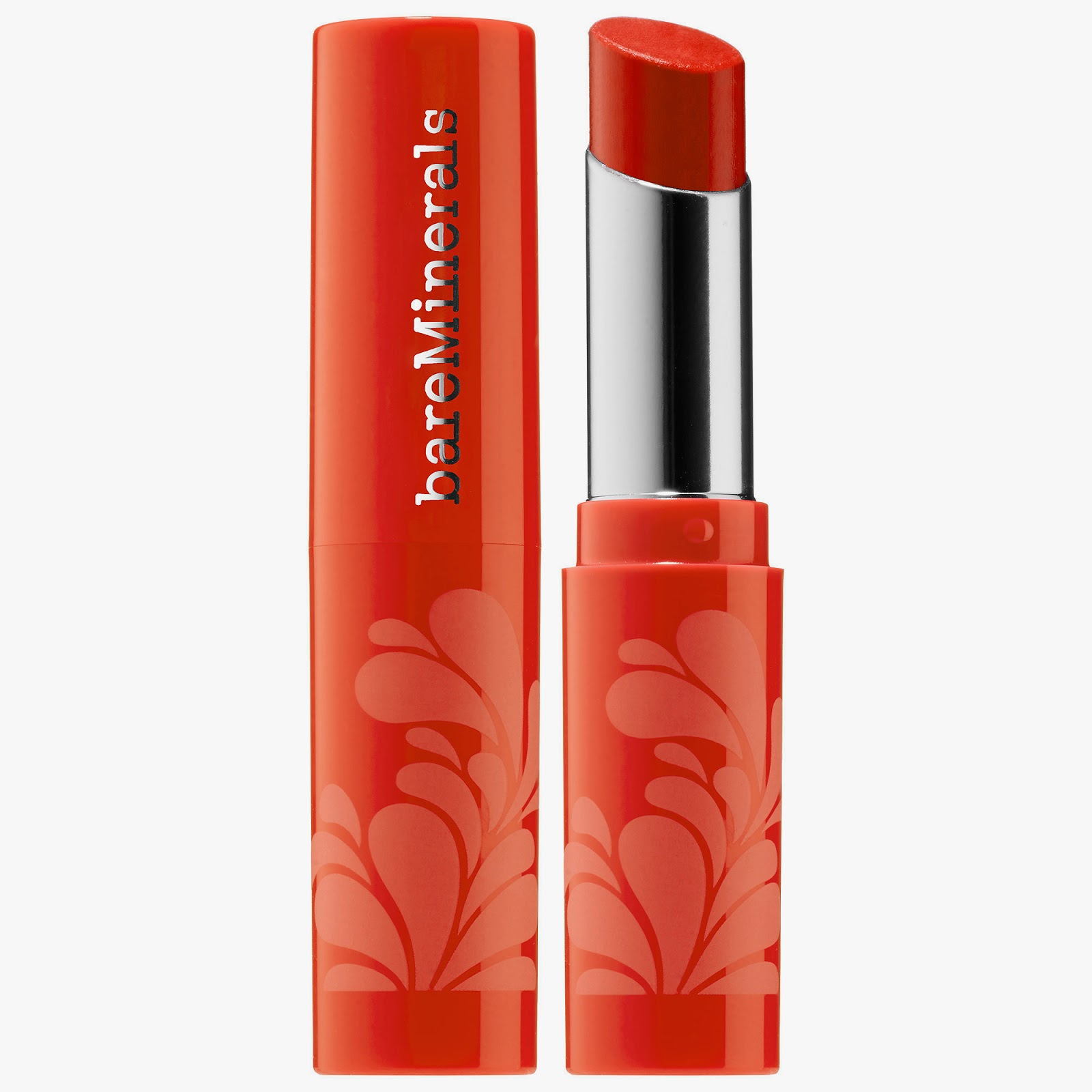 bareMinerals Pop of Passion™ Lip Oil-Balm - Tangerine Pop