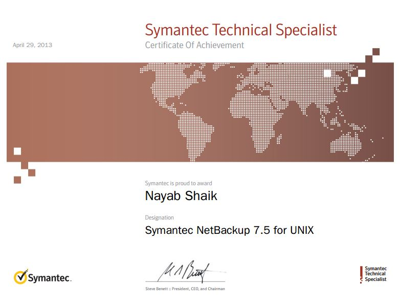 Tech-eye-Tech: Certified Symantec Technical Specialist in Symantec ...